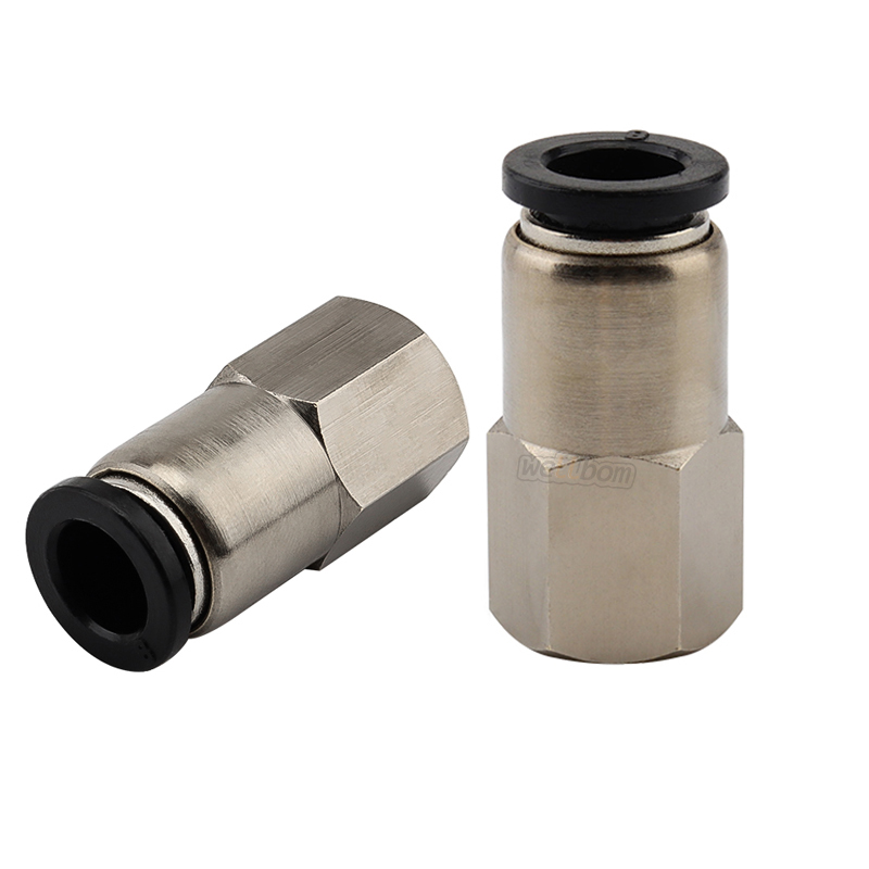 Push-in 1/4 Fit  MFL Speed fit for Cornelius Keg Ball Lock Disconnect corny JG fit MFL thread