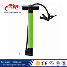 Factory mini hand air pump / mini bicycle pump with pressure gauge / floor bike pump for bike