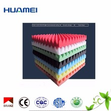 Self adhesive sound insulation Sound Proof Acoustic Rubber Foam panel