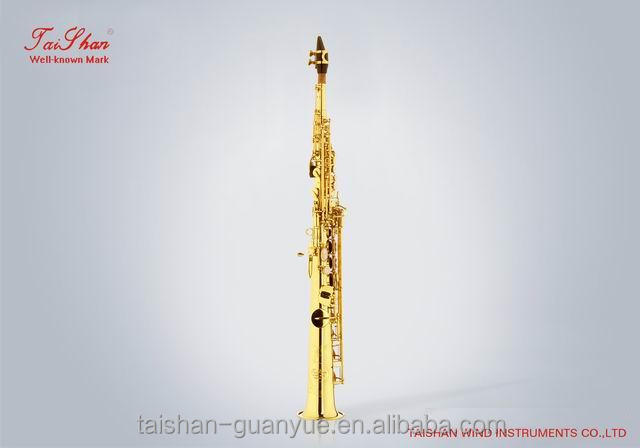 Hot sale curved soprano saxophone from China