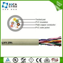 Twisted Pair PVC Insulated Transparent Speaker Cable Electric Wire