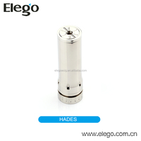 2014 newest mechanical stainless steel hades mod 26650 hades ecig