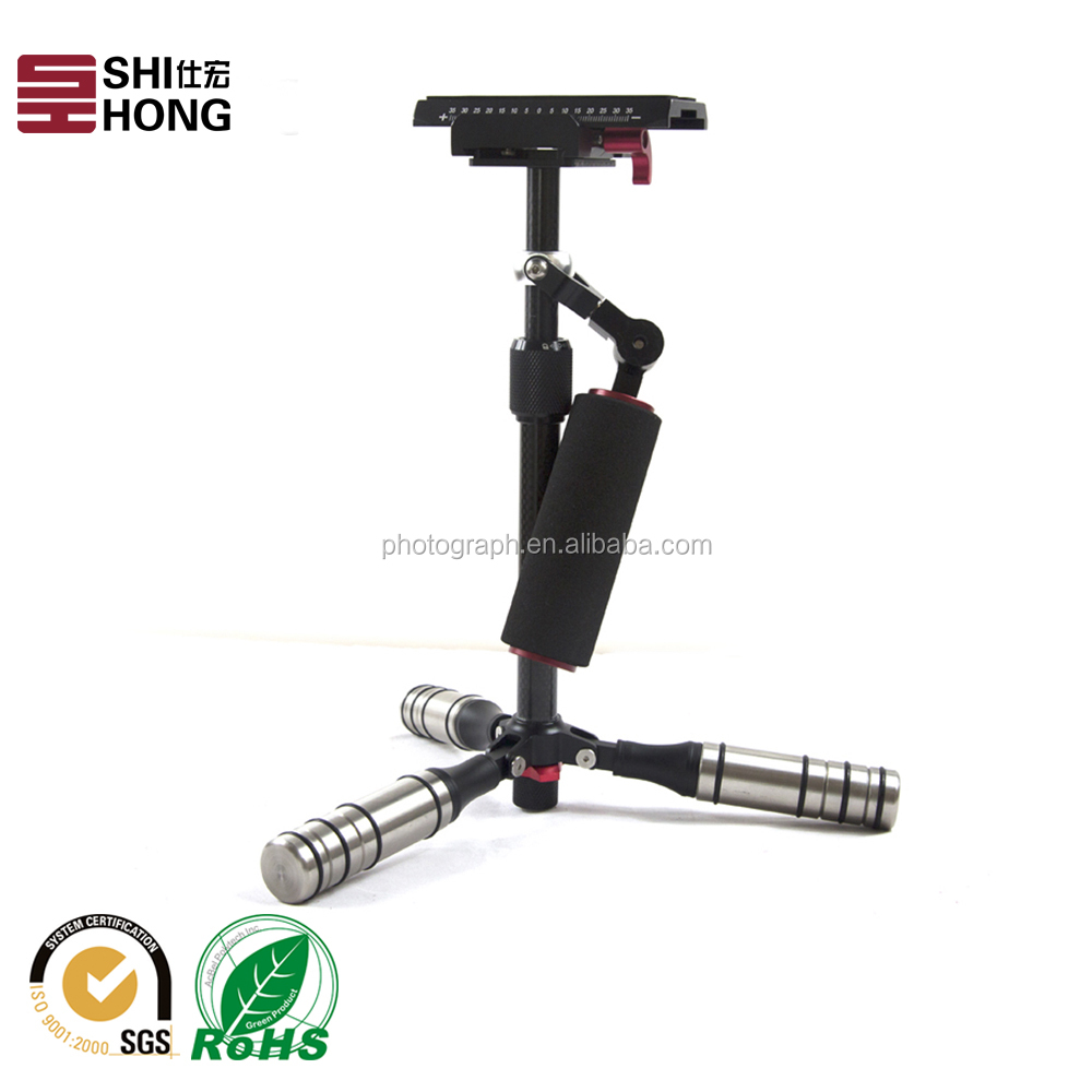 Handheld Steadicam Stabilizer For Camcorders SLR DSLR Cameras and HDVs