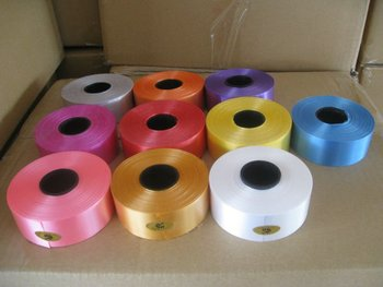 Polypropylene ribbon