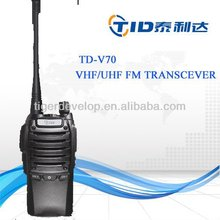 TD-V70 dual-band any tone radio