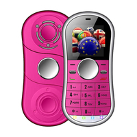 Very Cheap 1.3 Inch Screen Dual SIM Normal Mobile Phone With 2 Sim Carad S08