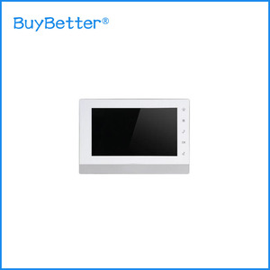 "IP Indoor Monitor 7"" TFT touch screen video door phone for video intercom system VTH1550CH"