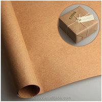 48-150gsm Fine Wrapping Kraft Paper