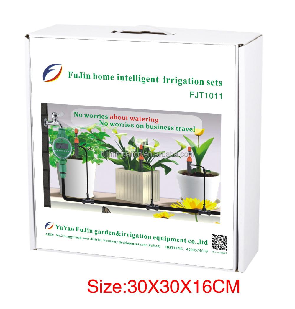 Greenhouse Misting System Kits : Automatic plant watering system for greenhouse misting kit