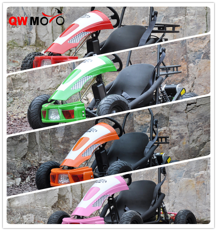500W Electric Mini Go Kart for kids