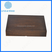 Painting Color Wooden Box for Packing Tea