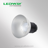 180W 5 year gurantee New LED High bay Light CE IP65 Hibay 80W 100W 120W 150W 180W industry high bay light MEANWELL led driver