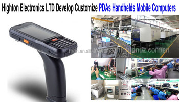 Highton Electronics Make Develop Customize ODM New Industrial PDA