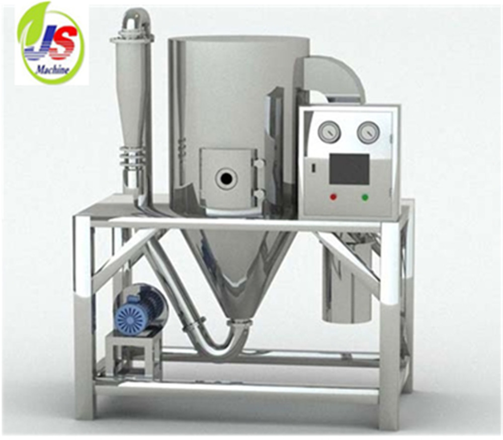 LPG-100 High Speed plant spray egg powder machine