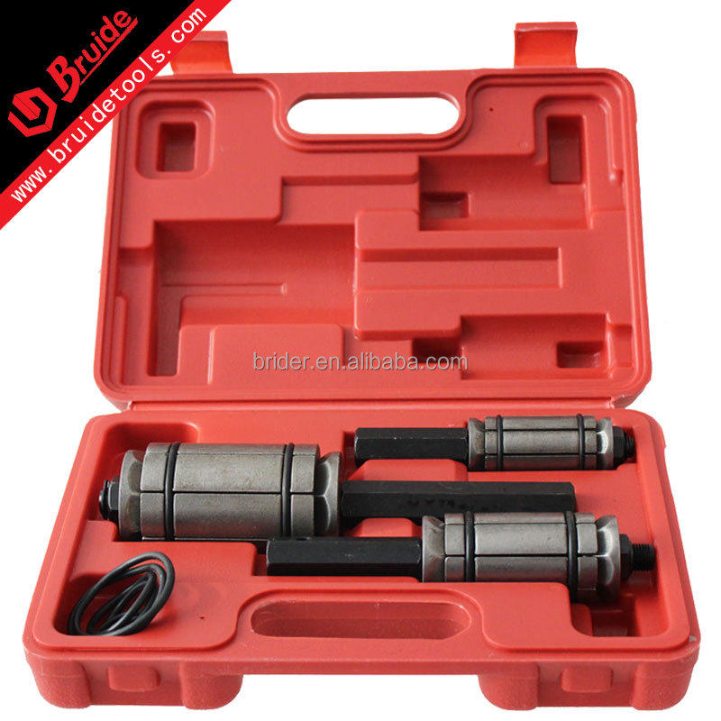 Exhaust Pipe Expander Set 3 PC Tail Muffler Auto Dent Removal Tools