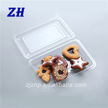 ops plastic biscuit and cookie packaging tray with lid