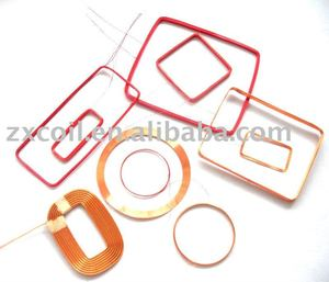 air coil inductor induction coil RFID antenna coil
