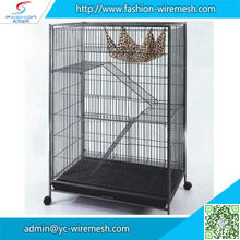 Different shapes and special shape pet rat cage , Animal Cage for Dog