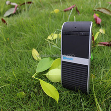 Gadgets in china ALD68 Solar powered V4.0 bluetooth speakerphone with dsp technology