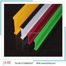 GRP profiles fiber glass reinforced plastic H shape