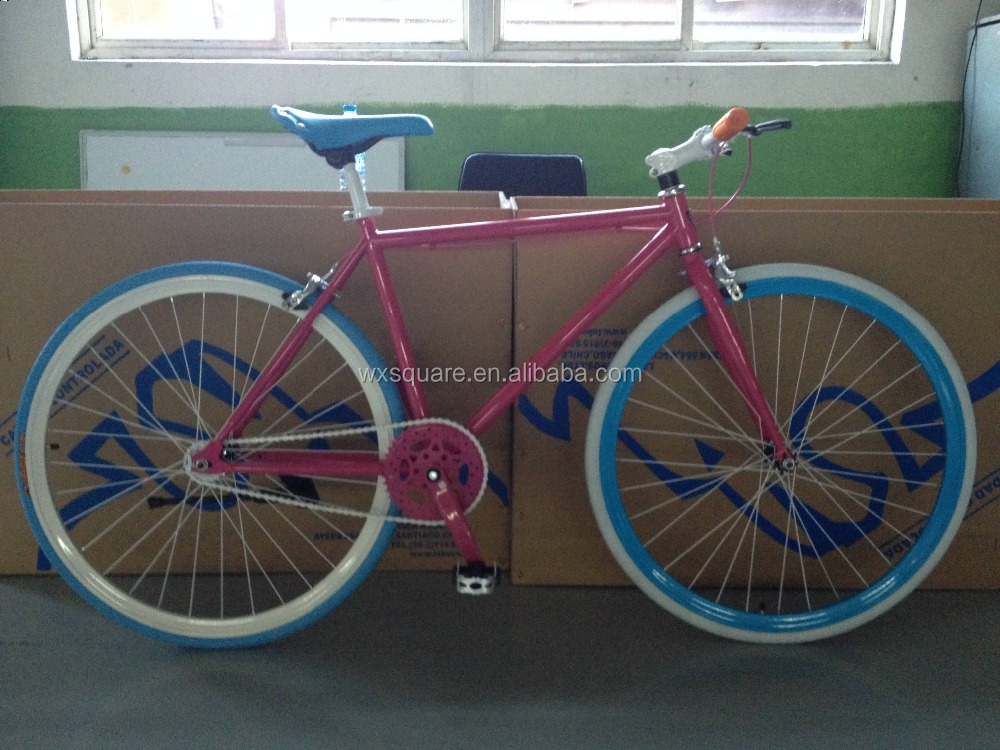 700C classic special single speed fixed gear road bike
