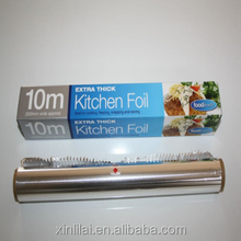 Hot sale aluminium foil box for kitchen use