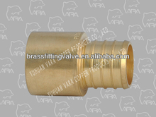 202-09 gi pipe fitting (BRASS MALE SWEAT ADAPTER(BARB X MALE SWEAT)FTG.
