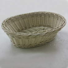 food safe eco-friendly PP plastic bread basket for promotion