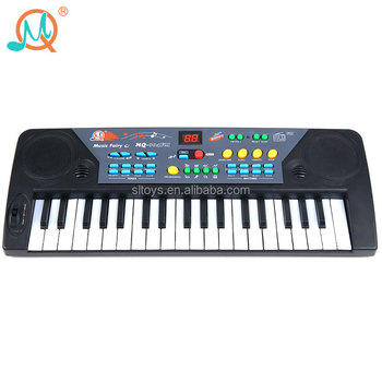 Factory direct sales 37 keys musical instrument digital piano toy electronic keyboard