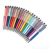Best selling products gift pen for women crystal touch stylus pen crystal ball pen