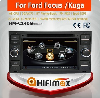 Hifimax For ford kuga car dvd gps navigation/For ford kuga 2008 car gps navigation system