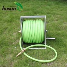 china store retractable garden agricultural irrigation water stainless steel pipe retractable hose reel