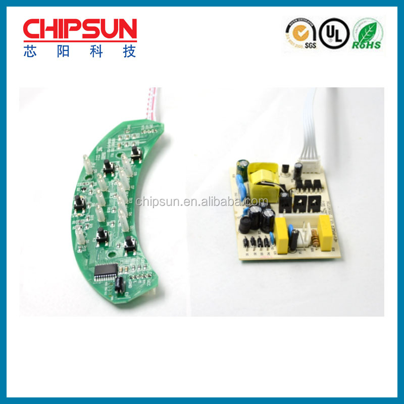 Pcb Led pcba Printed circuit board Custom-made Professional Humidifier pcba