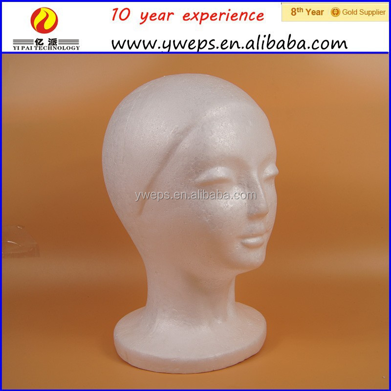 cheap display used mannequins head