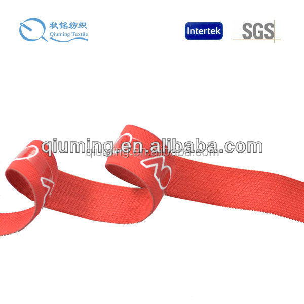 2014 New design high quality custom silicone gripper elastic