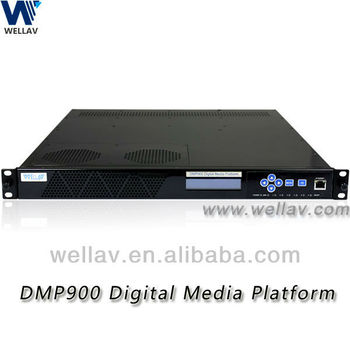 Wellav DMP900 Digital TV Scrambler, ASI & IP Scrambler