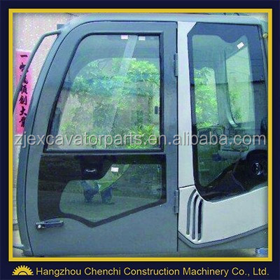 ZX135-3 cab with glass for excavator