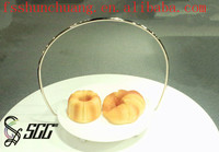 Gold Plated/Silver Plated Stainless Steel Pastry/Cake/Food Stand for Hotel