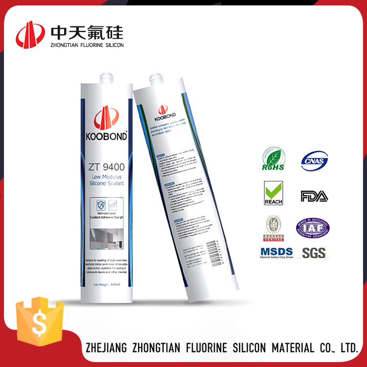 Good Quality Super Bottle Viscous Silicone Sealant
