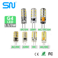 AC DC 85-265V environmental protect LED light 1.5w 3w LED lighting