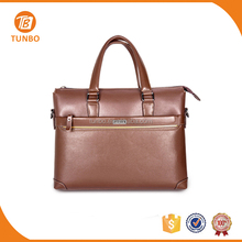 Best Selling Items Commercial Affairs Bags For Men Genuine Leather Laptop Bag
