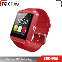 U8 latest wrist watch mobile phone support android 4.4_C273