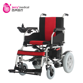 Outdoor power lightweight electric wheelchair
