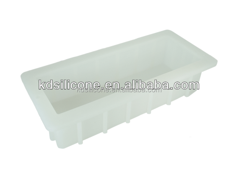 No bows and easy unmold rectangle 10'' Silicone Loaf <strong>Molds</strong>,silicone soap <strong>mold</strong> loaf,silicone loaf <strong>mold</strong> for soap