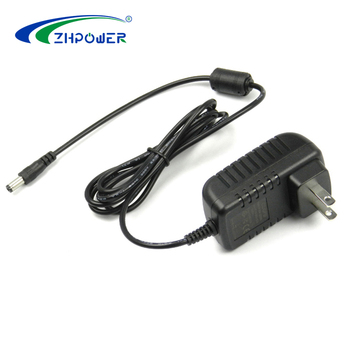 cUL/UL/FCC approved DC 12V 1.4A power adapter DOE VI AC adapter 12V 1400mA wall adapter