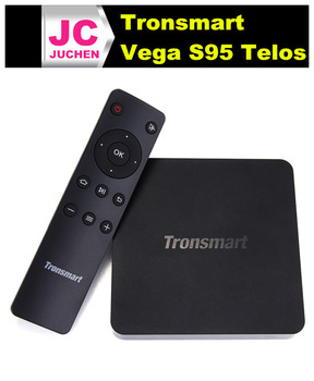TV BOX Tronsmart Vega S95 Telos Smart TV Box Android Amlogic S905 Quad Core 2.0GHz 2GB/16GB 2.4G/5GHz