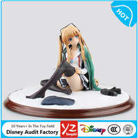 Custom Realistic PVC Anime Figure Japan Sexy Gilr Adult Action Figure for Collection