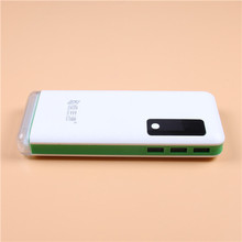 10000Mah 18650 hot sell universal power bank for iphone/ samsung for htc usb