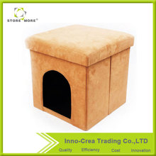 Newest Design Most Popular New Style Cute Pet House Ottoman For Dog