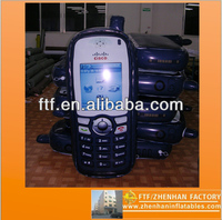 2013 hot sale advertising 1.5m H PVC inflatable Mobile phone model